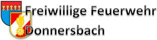 Freiwillige Feuerwehr Donnersbach Logo
