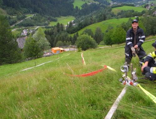 Hangsicherung Ilgenberg – Furrach