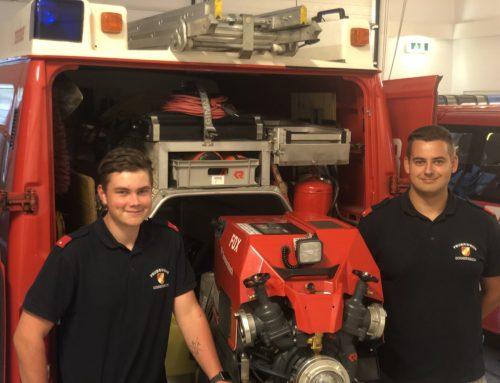 Ausbildung ++++ Feuerwehrschule Lebring ++++ TS-Maschinist